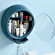 Tủ đựng mỹ phẩm gắn tường - Tủ mỹ phẩm mini treo tường đa năng (kt 33,3x38,5cm) thumbnail