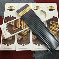 Bộ 10 đôi đũa vàng chống mốc Hàn Quốc, dua chong moc an toàn Tặng kèm 2 dây đeo điện thoại thumbnail