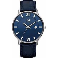 Đồng hồ Nam Danish Design dây da 39mm - IQ22Q1221 thumbnail