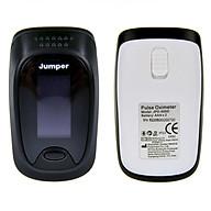 Máy đo nồng độ oxy máu và nhịp tim, chỉ số PI Jumper JPD-500D (Chứng nhận FDA hoa kỳ + xuất USA) thumbnail