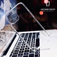 Ốp lưng Likgus trong suốt viền dẻo bảo vệ camera dành cho iPhone-hàng chính hãng thumbnail