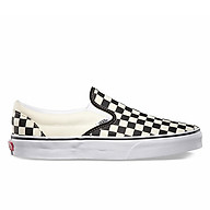Giày Vans Classic Slip-On Checkerboard - VN000EYEBWW thumbnail
