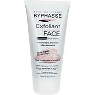 Kem ByphasseTẩy Tế Bào Chết mặt Byphasse Exfoliant Soothing Face Srucb - Trăng Hồng thumbnail