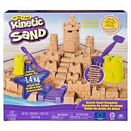Đồ Chơi Cát biển và dụng cụ xây lâu đài KINETIC SAND 6044143 thumbnail