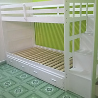 Giường Tầng GTACME(3 TẦNG)-WH UNI thumbnail
