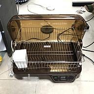 Máy sấy chén bát sử dụng công nghệ tia UV, ION ÂM và OZON tiêu diệt vi khuẩn khử trùng nấm mốc dung tích 45L WCD-8060 thumbnail