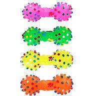 Xương nhựa đồ chơi có còi âm thanh cho chó - Nhập khẩu Hàn Quốc (giao màu ngẫu nhiên) thumbnail