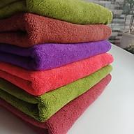 Combo 5 khăn đa năng (25x50cm) - Giao màu ngẫu nhiên thumbnail