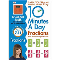 Fractions Ages 7-11 thumbnail