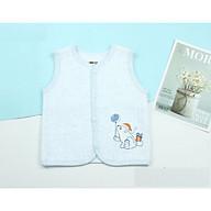 áo ghi lê trần bông bé trai bé gái(3-36m) thumbnail