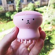 Cọ Rửa Mặt Bạch Tuộc Tạo Bọt Xốp Rửa Sạch Massage Lỗ Chân Lông Tẩy Tế Bào Chết thumbnail