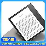 Máy đọc sách Kindle Oasis 3 (2019) - Amazon - Hàng nhập khẩu thumbnail