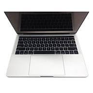 Miếng lót bàn phím in chữ Silicone Macbook Touch Bar 13 15 inch Skin Keyboard - Hàng Chính Hãng thumbnail