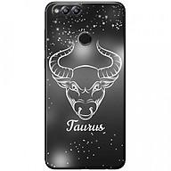 Ốp lưng dành cho Honor 7X mẫu Cung hoàng đạo Taurus (đen) thumbnail