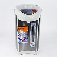 Bình thủy điện Matika MTK-8145 (4,5L) chất liệu cao cấp, đun sôi cực nhanh, giữ ấm cực tốt (Hàng chính hãng) thumbnail