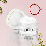 Kem dưỡng ban đêm Riori Night Cream (30g) Tặng Kèm Vòng Tay Phong Thủy May Mắn thumbnail