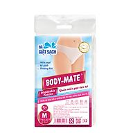 Combo 5 bao quần lót miễn giặt TC Body-Mate Nữ (5 quần x 5 bao) - 2 lớp Cotton thoáng khí mềm mại thumbnail