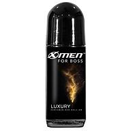 Lăn khử mùi X-Men For Boss Luxury - Mùi hương sang trọng tinh tế 50ml thumbnail