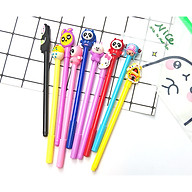 Combo 10 Bút Suzin Nhiều Màu Mực Đen Siêu Xinh Xắn - Mẫu Ngẫu Nhiên thumbnail