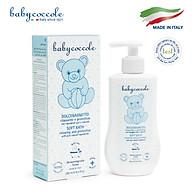 Sữa tắm giữ ẩm chiết xuất hoa sen Babycoccole 250ml 0M+ thumbnail