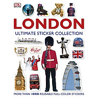 London The Ultimate Sticker Collection thumbnail