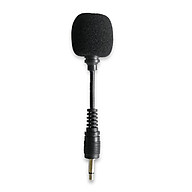 Mini Microphone with Thread 3.5mm Plug for Recording Live Stream Compatible with Loudspeaker thumbnail