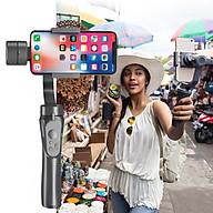 Tay cầm Gimbal Bluetooth Chống Rung 3 Trục Cho Điện Thoại 3-Axis H4 Cao Cấp AZONE thumbnail