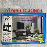 khung treo tivi CỐ ĐỊNH 37-42INCH HOÀNG THỊNH , HÀNG CHÍNH HÃNG. thumbnail