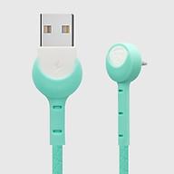 Cáp sạc nhanh Micro USB NK4 chân ngang cho Samsung Huawei Xiaomi Oppo Sony, sạc nhanh 2A Max - Giao màu ngẫu nhiên thumbnail