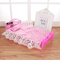 giường ngủ đơn giản cho búp bê thumbnail