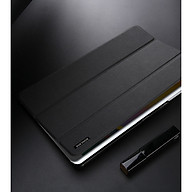 Bao da Samsung Tab A 8.0 T295 Dux Ducis Domo chính hãng (có khay đựng bút) thumbnail
