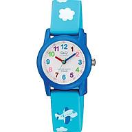 Đồng hồ trẻ em Q&Q Citizen VR99J005Y dây nhựa thumbnail