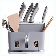 Dụng cụ dắt dao, thìa, chất liệu nhựa cao cấp - Giao màu ngẫu nhiên thumbnail