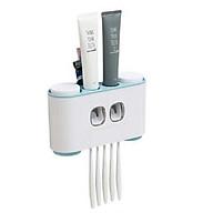 Dụng cụ treo bàn chải và lấy kem đánh răng tự động thumbnail