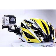 Camera Hành Trình ô tô, xe máy chất lượng 1080 Sports chống nước tuyệt đối đầy đủ phụ kiện gắn mũ bảo hiểm hoặc tay xe thumbnail