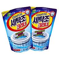 Bộ 02 gói Bột tẩy vệ sinh lồng máy giặt Panda thumbnail