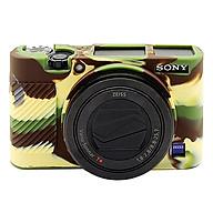 Bao Silicon Puluz Cho Máy Sony Rx100 III IV V (Màu Camouflage) - Hàng Nhập Khẩu thumbnail