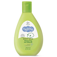 Sữa dưỡng ẩm toàn thân cho bé Bebble Body Milk 200ml thumbnail