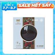 Nhụy hoa nghệ tây Tashrifat Saffron Premium Negin Iran 3g, chống lão hóa, làm sáng da,Tăng đề kháng, miễn dịch, giảm stress, cải thiện giấc ngủ, tăng khả năng tập trung. thumbnail