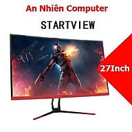 Màn hình Cong máy tính LCD 27 Startview S27FHV Full HD 75Hz Gaming Cong thumbnail