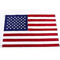 ĐỒ TRANG TRÍ NHÀ LÁ CỜ MỸ TREO AMERICAN FLAG thumbnail