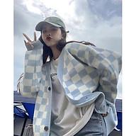 Áo khoác cadigan, áo ghile len Thu Đông nữ thumbnail