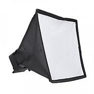 Tản sáng softbox đèn Flash kích thước 20cm x 30cm - Có túi đựng thumbnail