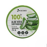Gel ECOSY 100% Aloe Vera Lô Hội Dưỡng Ẩm Cho Da 300ml thumbnail
