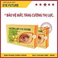 Combo 2 Hộp Viên Uống Bổ Mắt Cận Thị Eye Future Sáng Mắt, Bảo Vệ Mắt, Tăng Cường Thị Lực, Hỗ Trợ Điều Trị Mỏi Mắt, Mờ Mắt, Cận Thị, Loạn Thị, Thoái Hóa Võng Mạc. Hộp 30 Viên thumbnail