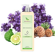 Dầu Massage Body Biyokea - Soothing B11 (làm dịu) - 1000ml thumbnail