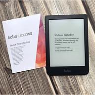 Máy đọc sách Kobo Clara HD 8GB đen, 6 inch, có đèn cam - Hàng nhập khẩu thumbnail