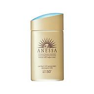 Kem chống nắng dưỡng da dạng sữa bảo vệ hoàn hảo Anessa Perfect UV Sunscreen Skincare Milk SPF 50+ PA++++ 60ml thumbnail