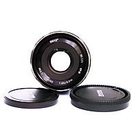 Ống kính Meike 35mm F1.7 cho Canon EOS-M manual focus- Hàng nhập khẩu thumbnail
