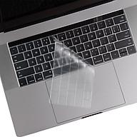Miếng phủ phím dành cho Macbook đủ dòng TPU trong suốt thumbnail